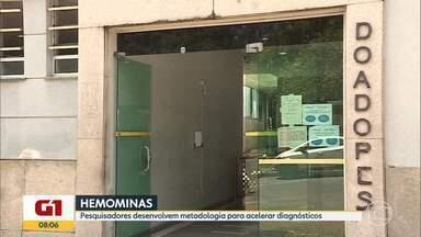 Metodologia desenvolvida pela Hemominas pode aumentar em 40 vezes o número de diagnósticos - Menos de 500 mil testes de Covid-19 foram realizados no Brasil até o momento, um número muito pequeno em um universo de mais de 200 milhões de habitantes.
