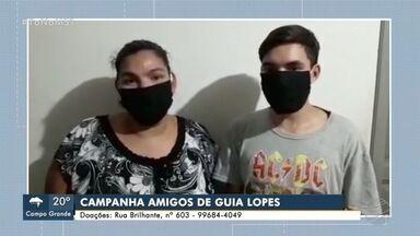 Campanha arrecada doações para ajudar Guia Lopes da Laguna a enfrentar pandemia - Campanha arrecada doações para ajudar Guia Lopes da Laguna a enfrentar pandemia