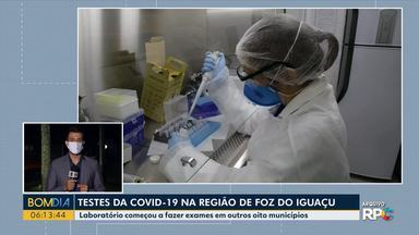 Hospital de Foz do Iguaçu muda critérios para testes de Covid-19 - Agora os critérios estão ampliados depois que avaliações mostraram que várias pessoas que não apresentavam febre testaram positivo para o Coronavírus.