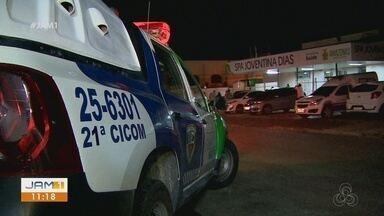 Menino de 12 anos é atingido com um tiro na cabeça no bairro Compensa, em Manaus - Um suspeito acabou morrendo.
