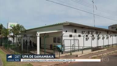 25 funcionários da Upa de Samambaia estão com covid-19 - Eles estão afastados, em isolamento domiciliar. Outros dois ficaram de quarentena e já voltaram a trabalhar. Samambaia é a quarta região do DF com mais casos confirmados de coronavírus.