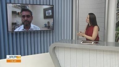 Prefeito de Macapá fala sobre as ações de prevenção e combate à Covid-19 na capital - Prefeito de Macapá fala sobre as ações de prevenção e combate à Covid-19 na capital e pede que população colabore com as medidas de isolamento e tratamento dos pacientes nas UBS's