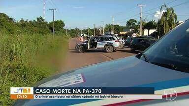 Delegacia de Homicídios continua investigações para elucidar crimes ocorridos em Santarém - Delegado Gilvan Almeida dá mais detalhes sobre as investigações.