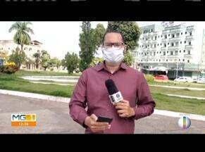 MP e MPF alertam população de Valadares quanto à estrutura do sistema de saúde - Promotores cobram mais fiscalização por parte da Prefeitura.