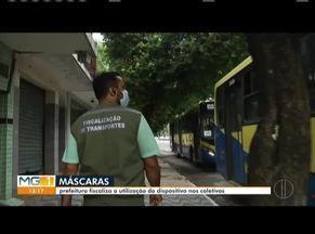 Confira como está a fiscalização do uso de máscaras em Governador Valadares - Equipamento é de uso obrigatório desde a semana passada, no município.