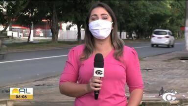 Alagoas registra mais 14 mortes pela Covid-19 - Número é recorde da doença em apenas 24h.