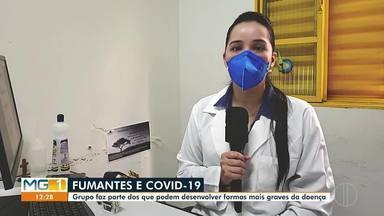 Coronavírus: SES alerta que fumantes fazem parte do grupo de risco - O Sistema Único de Saúde oferece um programa de acompanhamento para quem quer deixar de fumar.