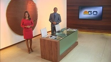 Confira os destaques do Bom Dia Goiás desta sexta-feira (15) - Entre os principais assuntos está aumento no número de casos de Covid-19 no estado.
