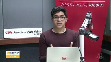 Confira os destaques da CBN Amazônia desta sexta, 15 - João Antônio Alves traz as principais notícias do dia.