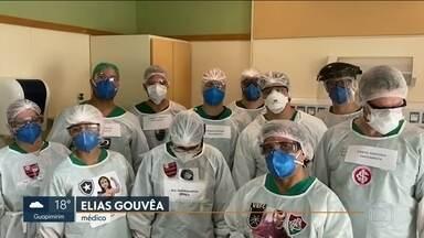 Veja o bloco do Globo Esporte no RJ1 - Veja o bloco do Globo Esporte no RJ1.