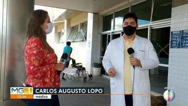 Quinze de maio: Dia Nacional do Controle das Infecções Hospitalares - Médico explica quais cuidados devem ter com os pacientes.