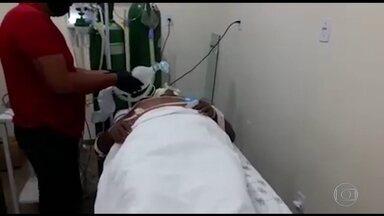 Estado do Amapá não consegue contratar médicos para atuar no combate à Covid-19 - População enfrenta a falta de leitos e de médicos nas unidades de saúde.