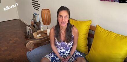 Cê Viu? 16/05/2020 - íntegra - Apresentadores do esporte da Globo dão dicas de exercícios em casa.