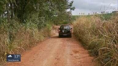 Cássia fecha acessos por estradas de terra - Cidade já tem duas barreiras sanitárias