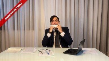 Live de home office do Bolsonaro - Vou anunciar os novos serviços essenciais, talkey?