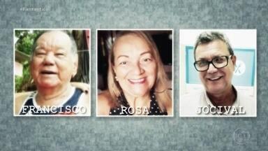 Brasil ultrapassa 16 mil mortos por Covid-19; Fantástico faz homenagem - Elenco da Globo conta as histórias de brasileiros que perderam a vida infectados pelo coronavírus.