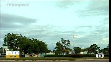 Veja como fica o tempo nesta segunda-feira (18) em Palmas - Veja como fica o tempo nesta segunda-feira (18) em Palmas