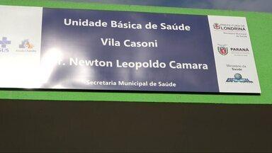 UBS da Vila Casoni volta a atender normalmente à partir desta segunda-feira (18) - A Unidade estava, até o momento, atendendo apenas casos de dengue. Agora, o único lugar especifico de atendimento contra a Dengue passa a ser o Centro de Convivência da Pessoa Idosa, na Zona Norte de Londrina.
