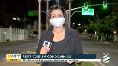 Decreto da prefeitura de Cuiabá traz regras para condomínios - Decreto da prefeitura de Cuiabá sobre condomínios.
