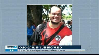 Homem é preso suspeito de matar agente socieducativo em João Pessoa - Crime pode ter sido motivado por dívida de R$ 500, diz polícia.