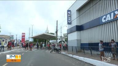 Agência da Caixa de Santa Inês suspende atendimento após funcionário testar para Covid-19 - Prédio será higienizado por conta da confirmação do caso.