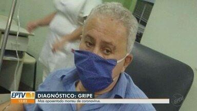 Idoso morre de Covid-19 após ser liberado sem teste de UPA em Ribeirão Preto, aponta laudo - Exame que confirma contaminação foi feito pelo Instituto Adolfo Lutz no dia 14 de maio, quando foi encontrado morto em casa.