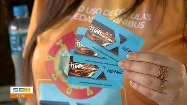 Campanha estimula o uso do Cartão Mais Aracaju durante a pandemia - Campanha estimula o uso do Cartão Mais Aracaju durante a pandemia.