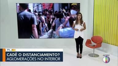 Veja a íntegra do RJ1 desta sexta-feira, 24 de abril de 2020 - Apresentado por Ana Paula Mendes, o telejornal da hora do almoço traz as principais notícias das cidades da Região dos Lagos, Região Serrana e Norte Fluminense.