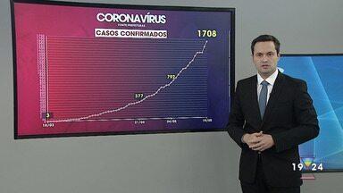 Mortes por coronavírus aumentam na região nesta terça-feira (19) - Confira reportagem do Jornal Vanguarda desta terça-feira (19).