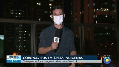 Cinco indígenas potiguaras testam positivo para a Covid-19, na Paraíba - Quatro índios já estão recuperados. Ao todo, 16 casos foram descartados e nenhum óbito foi registrado no Dsei Potiguara da região da Paraíba.