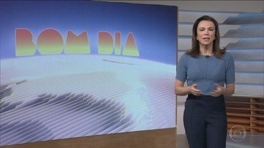 Bom dia Brasil - Edição de quarta-feira, 20/05/2020 - O telejornal, com apresentação de Chico Pinheiro e Ana Paula Araújo, exibe as primeiras notícias do dia no Brasil e no mundo e repercute os fatos mais relevantes.