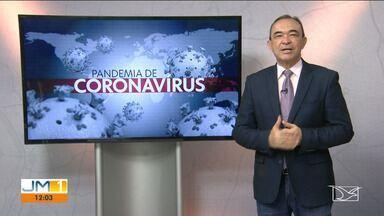Segundo SES, novo Coronavírus já contaminou pessoas de duzentos e um municípios no MA - Segundo a Secretaria de Estado da Saúde (SES), já são mais de 14.000 infectados em 198 dos 217 municípios do estado.