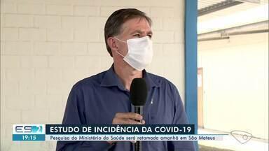Pesquisa do Ministério da Saúde será retomada amanhã em São Mateus, ES - Pesquisadores chegaram a ser presos na cidade.
