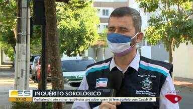 Secretário de Saúde do ES fala sobre combate do coronavírus - Nésio Fernandes fala sobre os casos da doença e o início do inquérito sorológico no ES.
