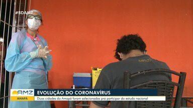 Duas cidades do Amapá são selecionadas para participar de estudo nacional - Duas cidades do Amapá são selecionadas para participar de estudo nacional