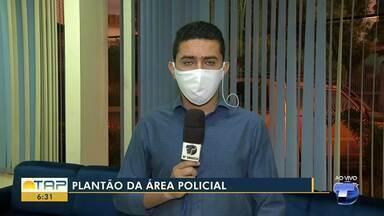 Plantão policial: confira as informações da polícia desta quarta-feira - Confira ocorrências.
