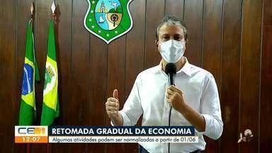 Veja as últimas notícias sobre o coronavírus no Ceará - Saiba mais em g1.com.br/ce
