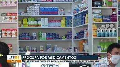 Aumenta o número de pessoas em busca de medicamentos em Santarém - Anvisa decreta que medicamentos sejam vendidos apenas sob prescrição médica