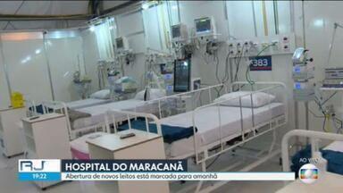 Iabas adia inauguração de hospitais de campanha mais uma vez - As novas datas foram determinadas pela organização social. Oficialmente, esse é o quarto adiamento.