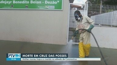 Casal morre com Covid-19 em Cruz das Posses, distrito de Sertãozinho, SP - Outras pessoas da mesma família ficaram doentes.