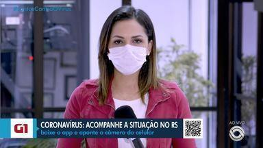 Romaria em homenagem à Nossa Senhora de Caravaggio não acontecerá devido à pandemia - Brigada Militar irá monitorar os acessos ao santuário em Farroupilha de sábado (23) até a próxima terça-feira (26).