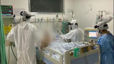 Médico comenta como a Covid-19 mudou a rotina nas UTIs - Segundo o especialista, a Covid-19 trouxe uma nova realidade nas UTIs, é um desafio para cada paciente.