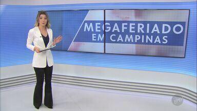 Veja o que abre e fecha durante megaferiado em Campinas - Iniciativa no município começa neste sábado (23) e segue até quarta-feira (27). Objetivo é aumentar as taxas de isolamento social e evitar contaminações pelo novo coronavírus.