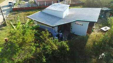 Conheça uma casa ecológica em Aquiraz - Saiba mais no g1.com.br/ce