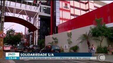 Solidariedade S.A.: Empresas do Piauí fazem arrecadação de alimentos e produtos de limpeza - Solidariedade S.A.: Empresas do Piauí fazem arrecadação de alimentos e produtos de limpeza