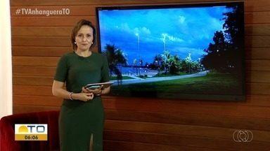 Veja como fica o tempo em Palmas nesta segunda-feira - Veja como fica o tempo em Palmas nesta segunda-feira