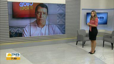 Kako Marques traz as notícias do Esporte paraibano desta segunda-feira, 25 - Veja as principais notícias de hoje.