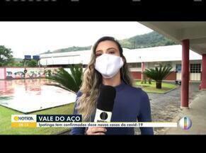 Covid-19: Confira como está a situação no Vale do Aço - Prefeitura de Ipatinga confirma 12 novos casos de coronavírus e total chega a 102.