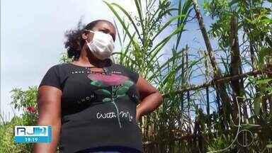 Moradores do bairro Quitandinha, em Petrópolis, RJ, dão exemplo de solidariedade - Famílias passam dificuldades com as paralisações por conta do Covid-19.