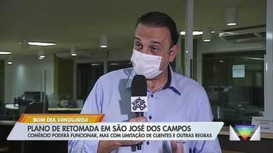 Prefeito Felício Ramuth explica como será flexibilização em São José - Medida passa a valer em junho.